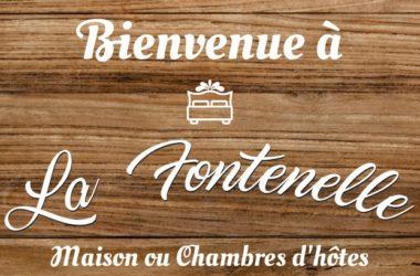Chambres d'Hôtes La Fontenelle